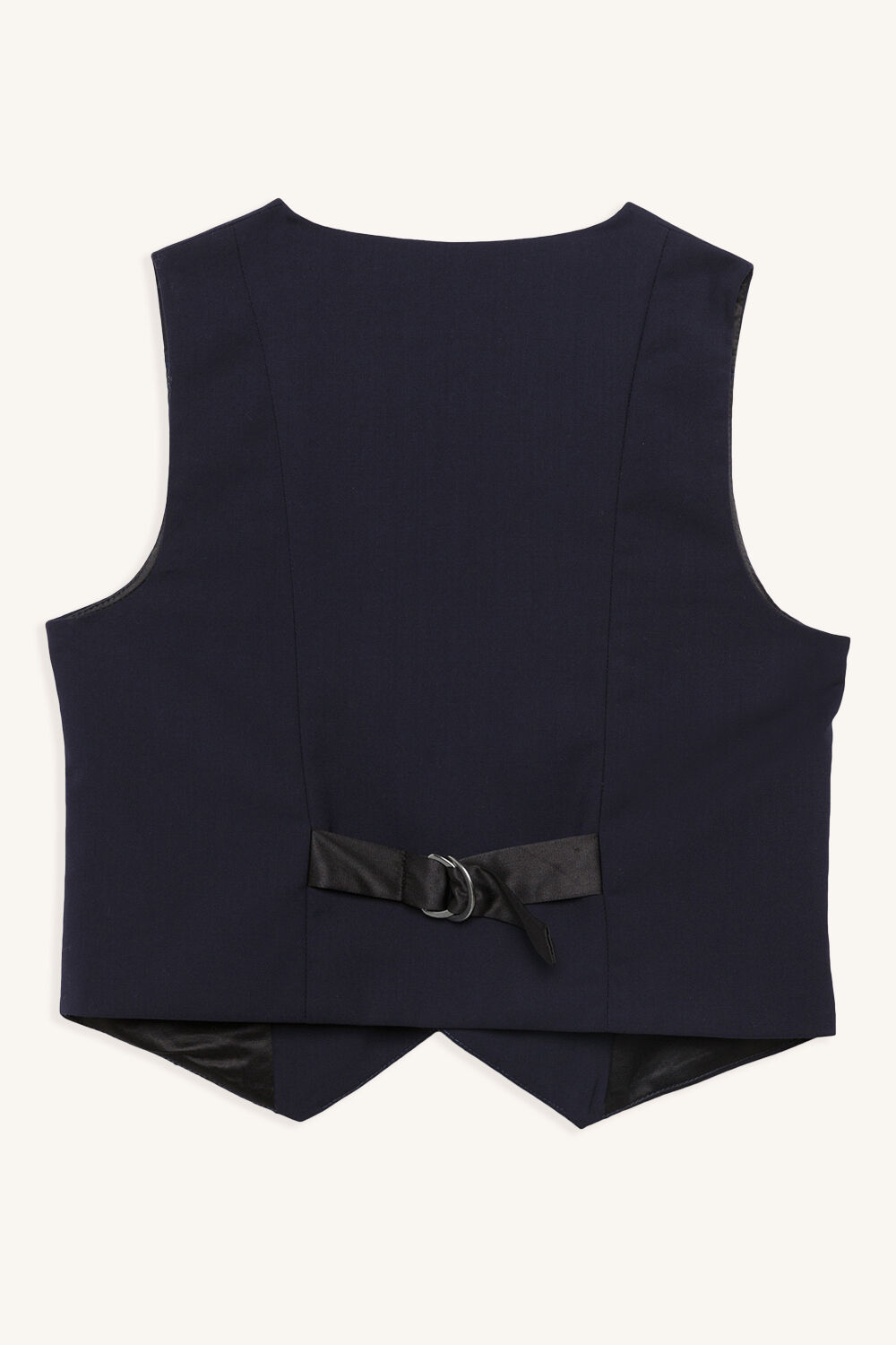 JUNIOR BOY harry suit vest in colour DRESS BLUES