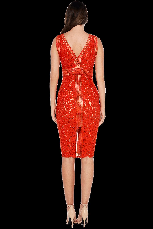 Halter Lace Dress Ladies Clothing Dresses Bardot