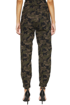 MISCHIEF CAMO PANT in colour BURNT OLIVE