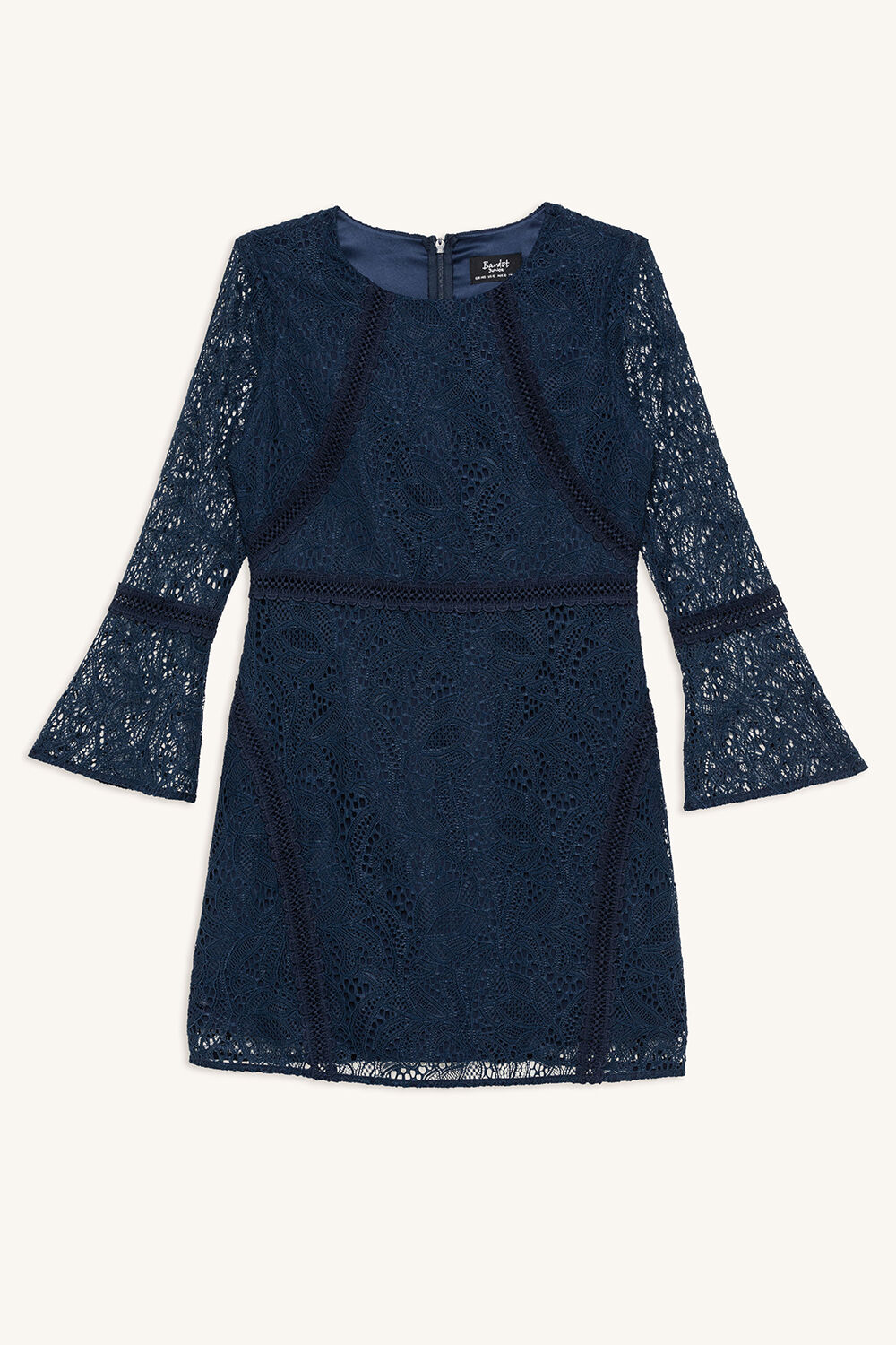 MONROE DRESS in colour MARITIME BLUE