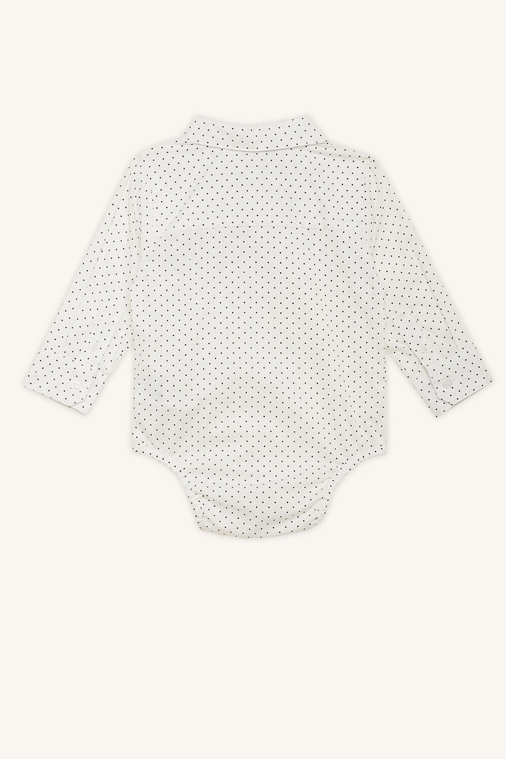 SPOT SHIRT GROW in colour BRIGHT WHITE