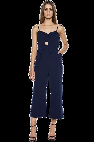 LENA JUMPSUIT in colour PATRIOT BLUE