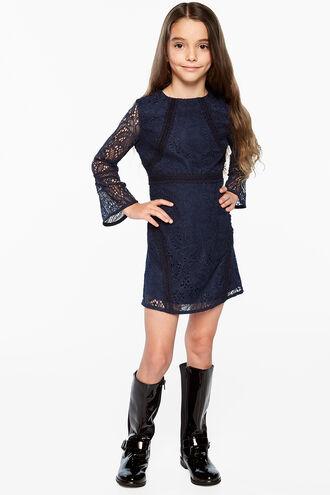 MONROE DRESS in colour MARITIME BLUE