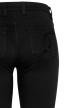 KATE HIPSTER JEAN in colour JET BLACK