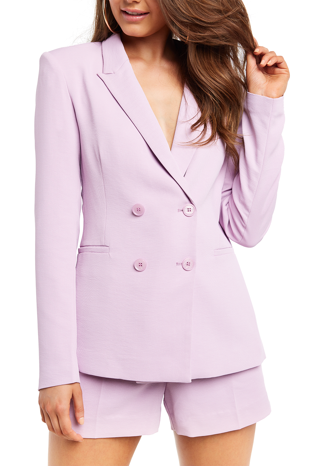 VENICE BLAZER in colour ORCHID BOUQUET