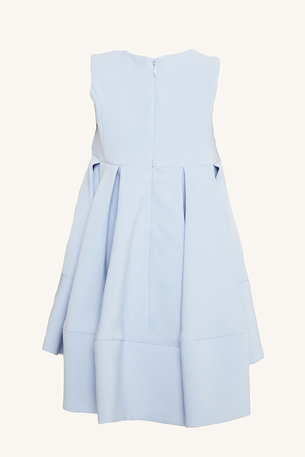 BABY GIRL GRACE STARLET DRESS in colour BALLAD BLUE