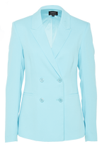 PARISIENNE BLAZER in colour CLEARWATER