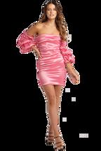 DARLA MINI DRESS in colour CONFETTI