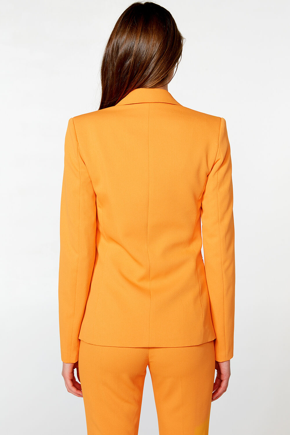 PARISIENNE BLAZER in colour CORAL