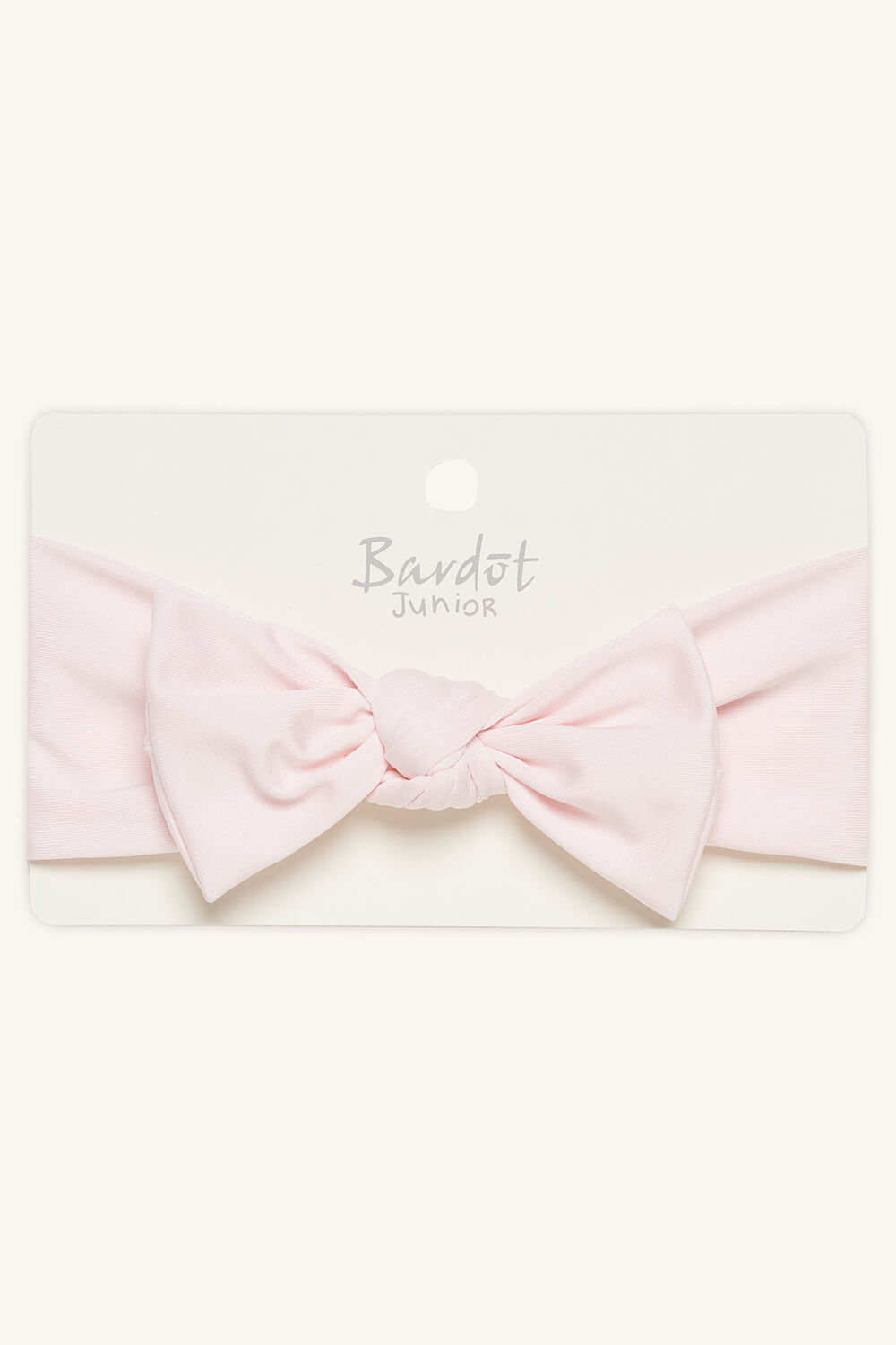 BABY STRETCH HEADBAND in colour VEILED ROSE
