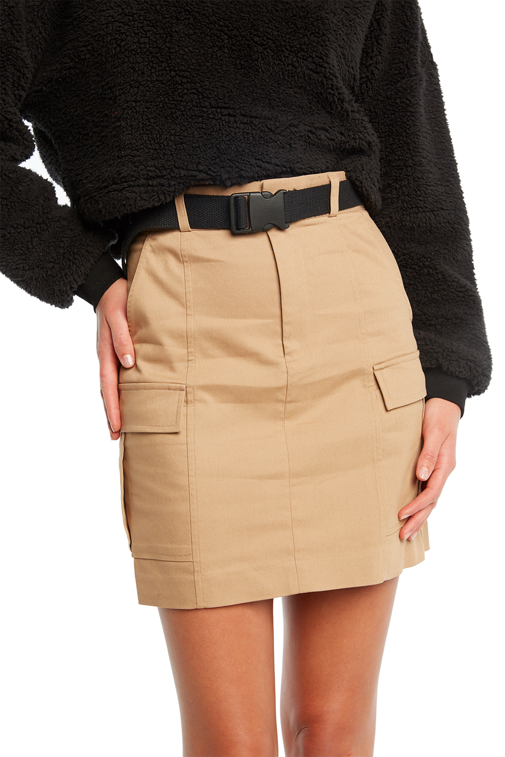 3fd81fb14b Riley Cargo Skirt | Ladies Clothing & Skirts | Bardot