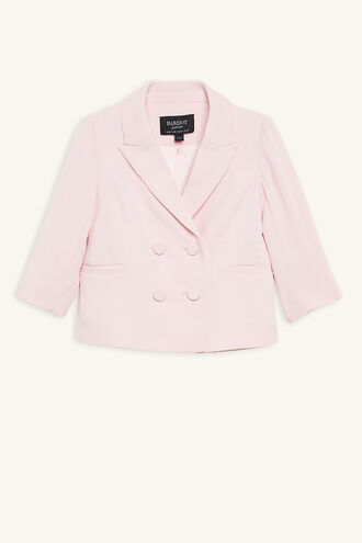 MALIBU BLAZER in colour BLUSHING BRIDE