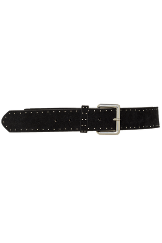ALL ABOUT STUD BELT in colour METEORITE