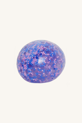 SQUEEZE BALL in colour BRIGHT WHITE