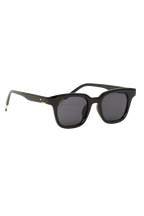 METAL POINT ARM SUNGLASSES in colour METEORITE
