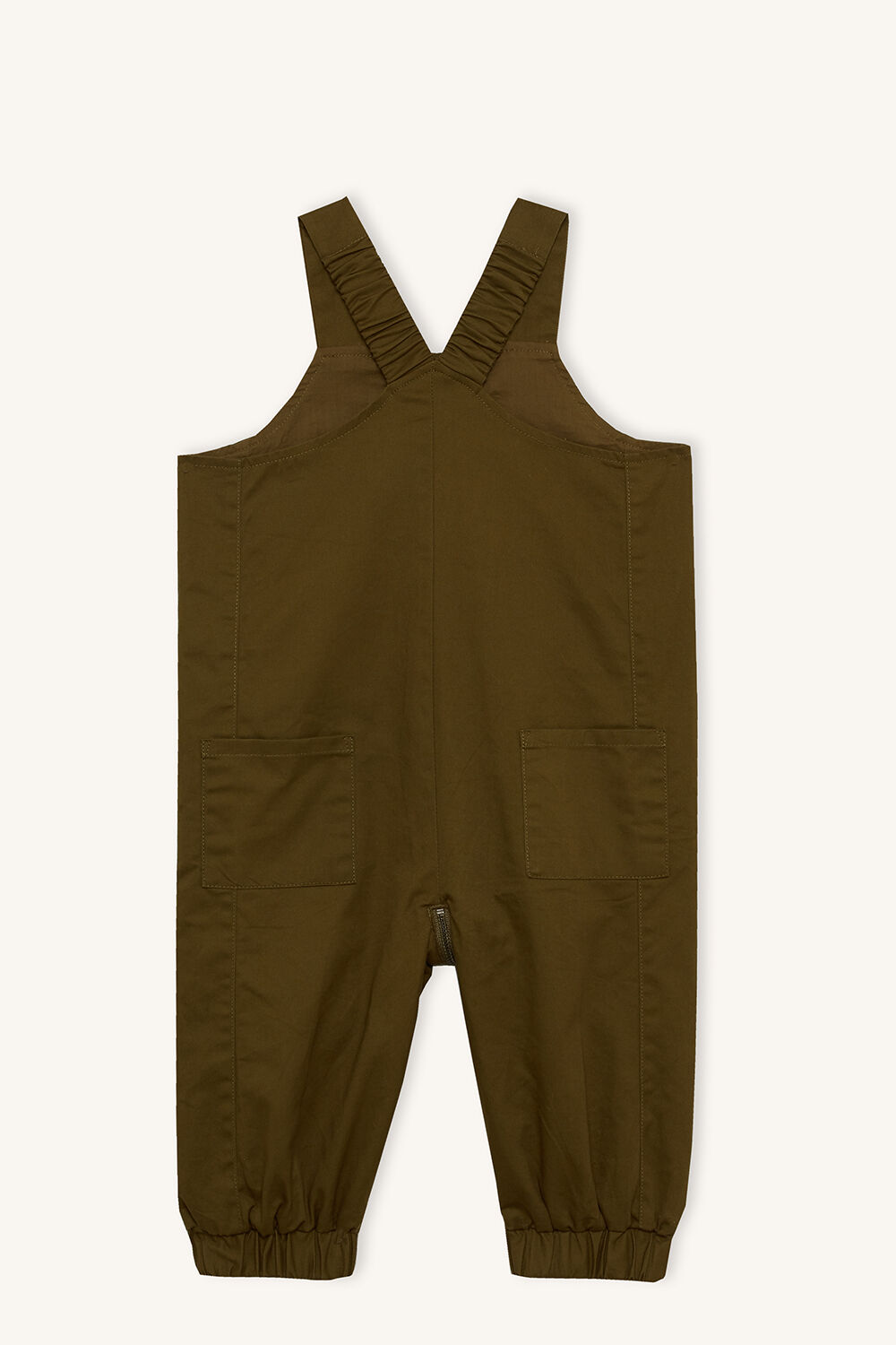 NAPS UTILITY OVERALL in colour COVERT GREEN