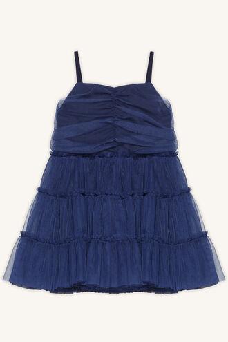 WILLA TUTU DRESS in colour PATRIOT BLUE