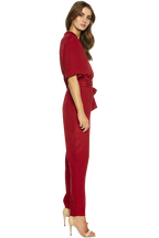 COSTA RICA JUMPSUIT in colour AMERICAN BEAUTY
