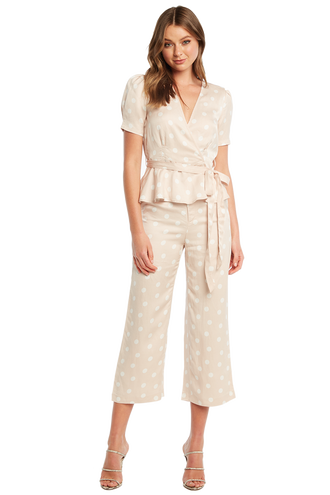 POLKA DOT CULOTTES in colour MOONLIGHT