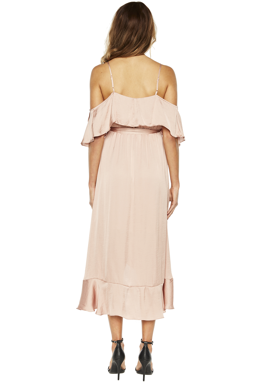 Bea Wrap Dress Ladies Outlet Amp Clothing Bardot