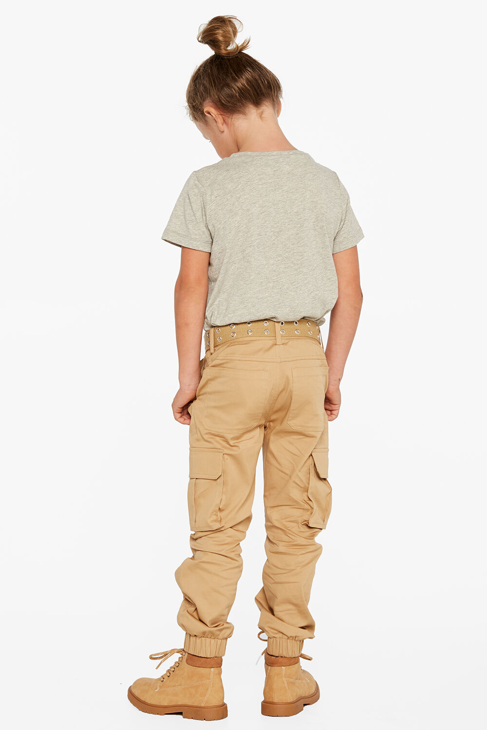 HUNTER CARGO PANT in colour WHITECAP GRAY