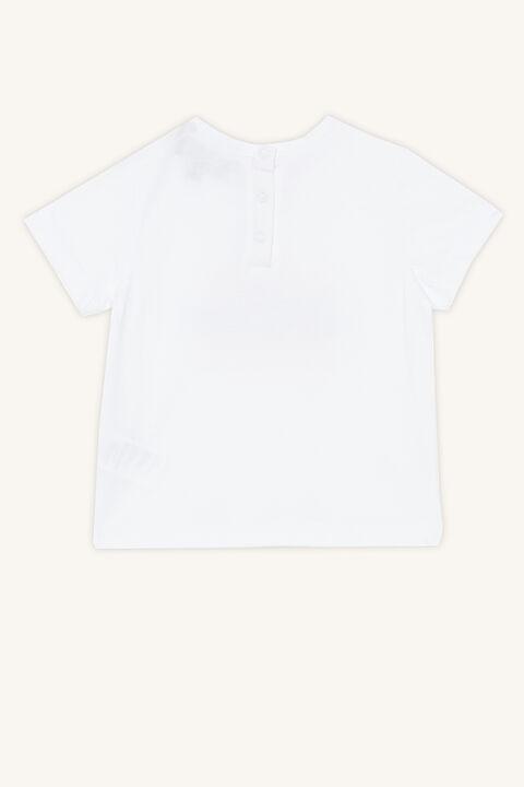 MISCHIEF MAKER TEE in colour BRIGHT WHITE