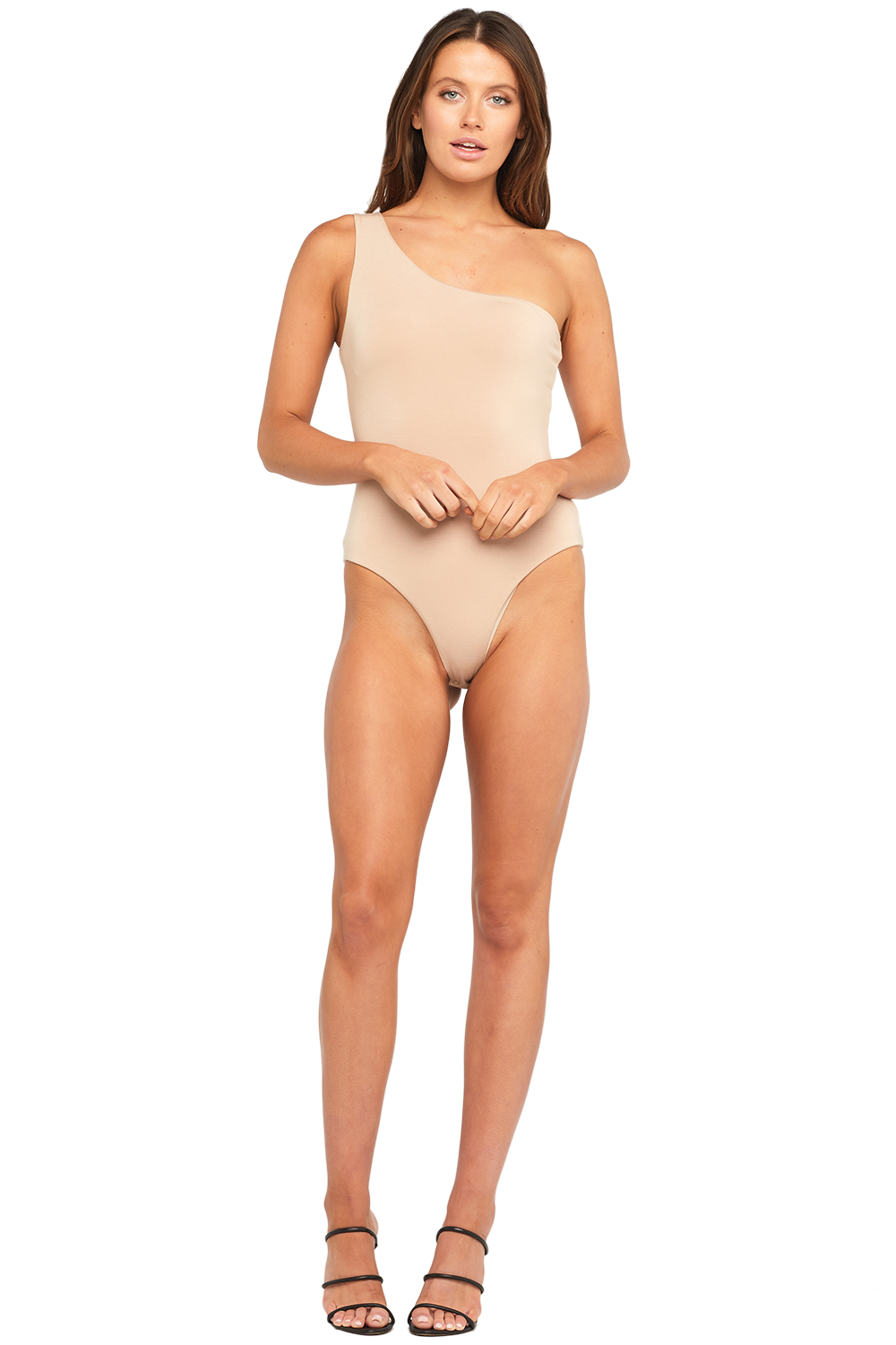 MELANIE BODYSUIT in colour MOONLIGHT