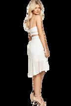 ARIANA BODICE in colour BRIGHT WHITE