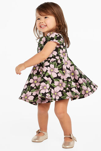 TIA PARTY DRESS in colour CAMEO PINK