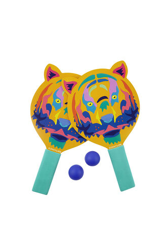 Tiger Kids Beach Bats in colour BALLAD BLUE