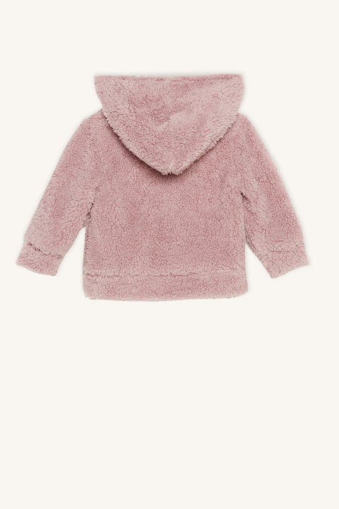 LILLY HOODED TOP in colour ZEPHYR
