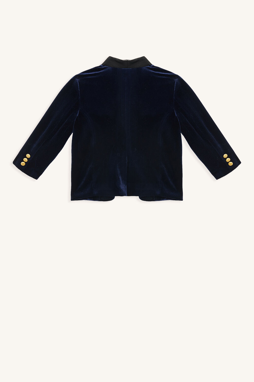 BRAT PACK JACKET in colour MARITIME BLUE
