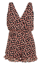 Kendra Playsuit in colour METEORITE