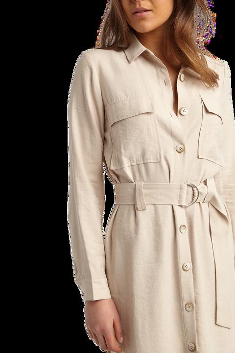 JANA SHIRT DRESS in colour MOONLIGHT