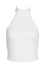 KAYLA TOP in colour BRIGHT WHITE