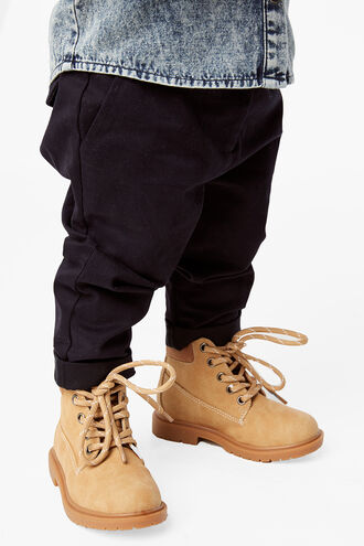 KARL STOMPER BOOT in colour BEIGE