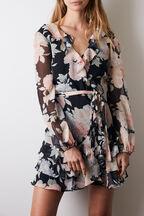 MAEVE MINI DRESS in colour TAP SHOE