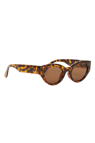 CUT BACK SUNGLASSES in colour TORTOISE SHELL