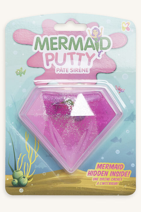 MERMAID PUTTY in colour PINK CARNATION