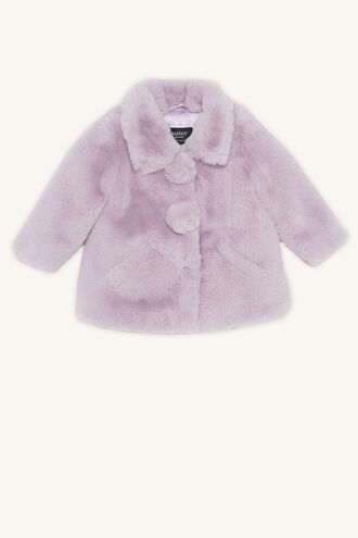 PENN PLUSH JKT in colour LILAC HINT