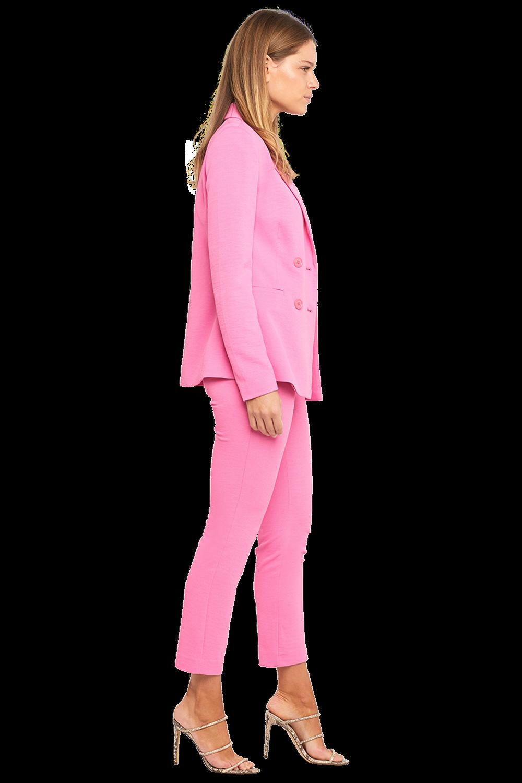 PARISIENNE BLAZER in colour SACHET PINK