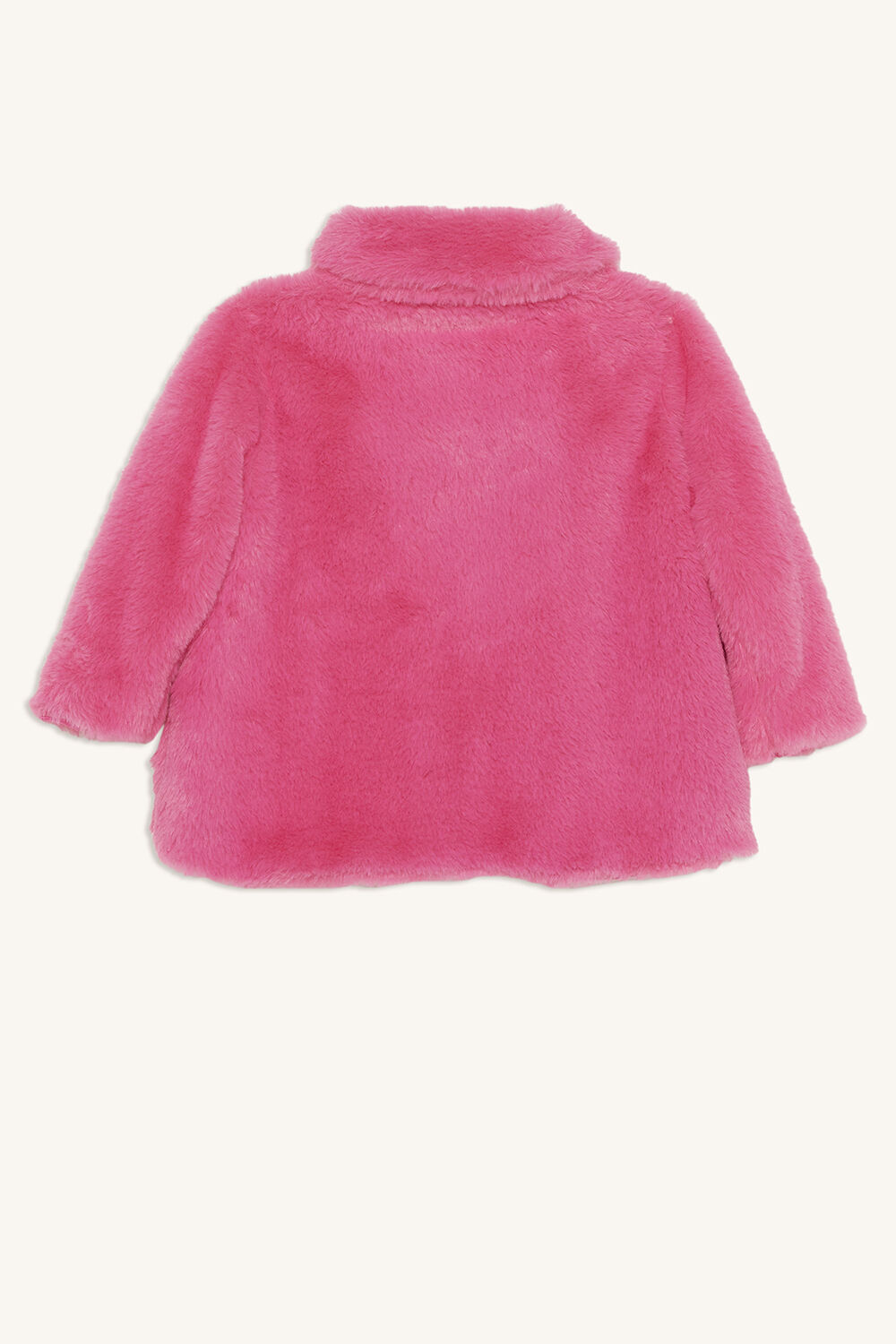 COLE PLUSH JACKET in colour PARADISE PINK
