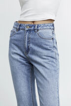 THE CLEAN MUM JEAN in colour MIDNIGHT NAVY
