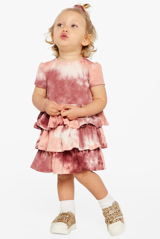 NOLA RARA DRESS in colour MAUVEWOOD