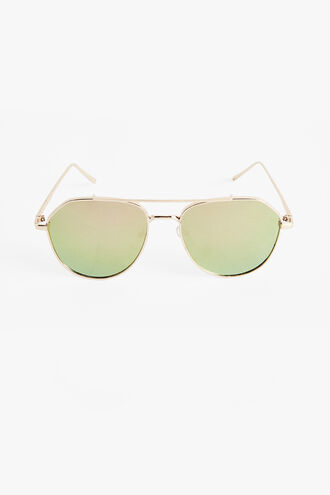 SOPHIA AVIATOR SUNGLASSES in colour ROSE CLOUD