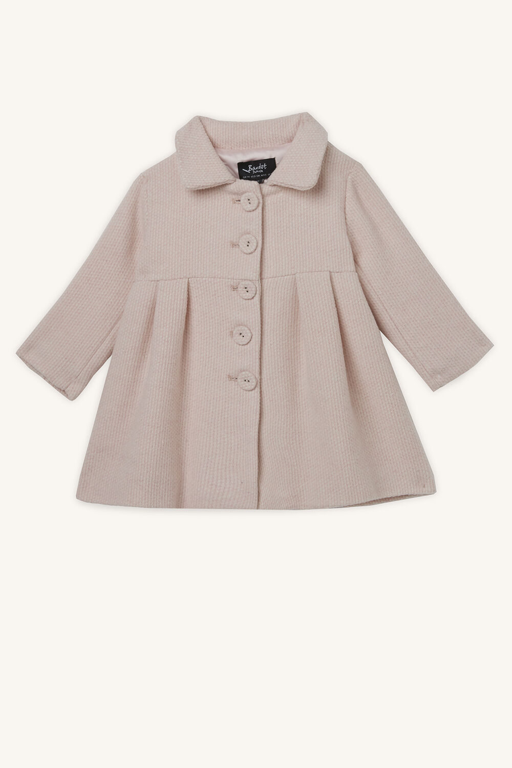 LA BELLE COAT in colour LOTUS