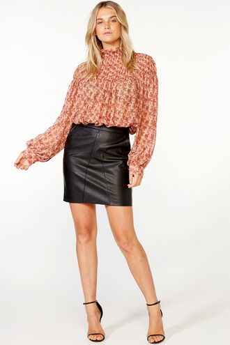 CYRUS TOP in colour FADED ROSE