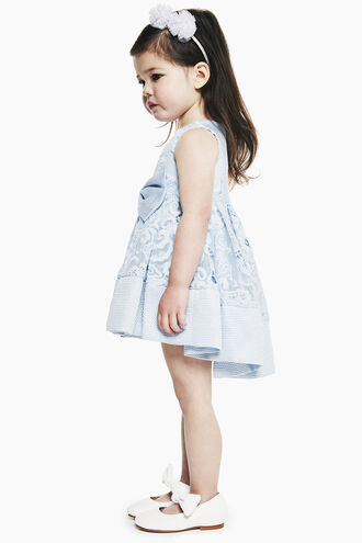 AVA STARLET DRESS in colour BALLAD BLUE
