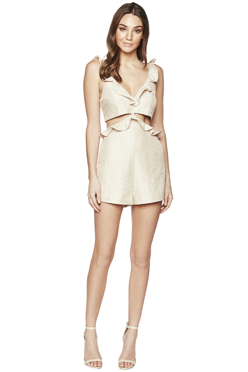 GABRIELLA PLAYSUIT in colour MOONLIGHT