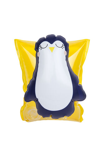 Float Bands Penguin in colour TRANSPARENT YELLOW